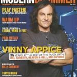 Modern Drummer Magazine - May 2012
