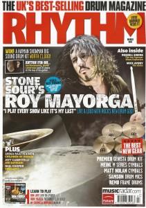 Rhythm Mag - March 2011