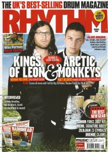 Rhythm Magazine - Summer 2009