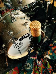 Recording Session Drum Day Masterclass. @ Earthworm/Amber Studios   Swindon   England   United Kingdom