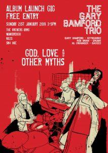 Gary Bamford Trio @ The Brewers Arms    Wanborough   England   United Kingdom