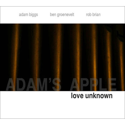 Adams Apple 'Love Unknown'