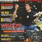 Modern Drummer - April 2012