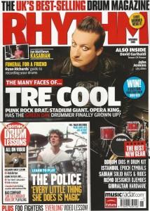Rhythm Magazine - November 2009