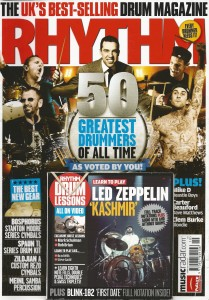 Rhythm Magazine - October 2009