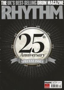 Rhythm Magazine - Sept 2010
