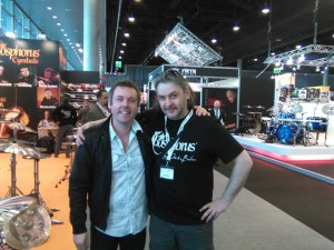 Me and Goran