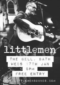 Littlemen Gig - The Bell @ The Bell | England | United Kingdom
